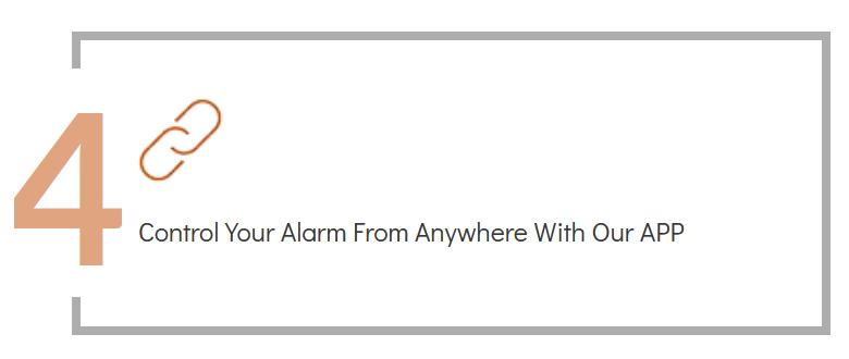 Alarm Smart step 4
